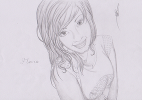Portrait of my Friend (FINISHED) by Viuki-kun