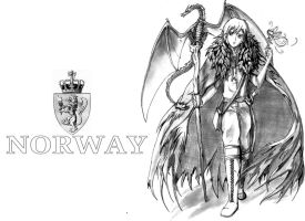 Norway: Of Legends and Conquests by DjRoguefire