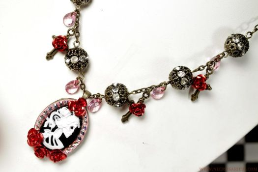 VooDoo Candy Necklace by Necrosarium