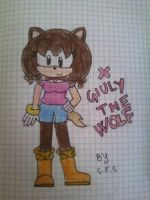 Giuly The Wolf by SuperFanShadamy