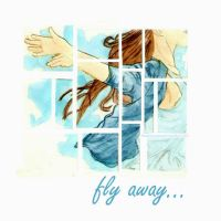 fly away by FaNtAsYzMaRiOnEtTe
