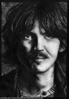 George Harrison - Portrait done in 1.5hs by janston
