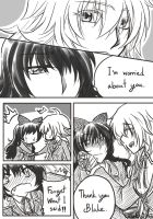 Comics RWBY - Blake and Yang 08 by wazabi34