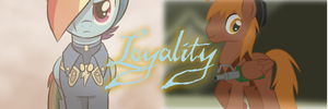 FO E  Ponies of Harmony - Loyality by ziomal1987