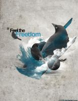 Feel the Freedom. by shk828
