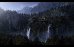 Rivendell by jamajurabaev