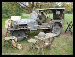 Jeep Willys by miniGRD