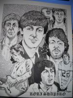 reworked Inked Paul McCartney by rori77