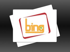 Bing logo by WaDoRaY