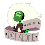 you are not alone * su by ghost8oy