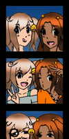 [CONTEST] At the PhotoBooth - Starchu14 by Shaman-Hearts