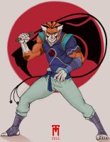 Thundercats-Tygra by TITO-MIRANDA