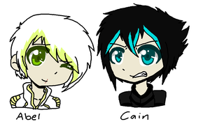 Cain And Abel by J0LIA