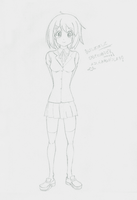 Hirasawa Yui _ K-ON by whitechariot