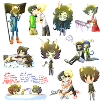 Homestuck_Doodles_2 by Myen-Nyan