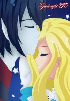 Just A Kiss Goodnight by Yumi-kito