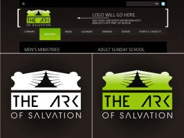 The Ark Logo Contest - 3 by Emberblue
