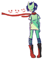 noodle by Calallini