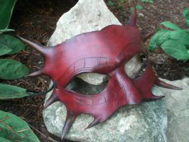 Red Dragon Mask by Skinz-N-Hydez
