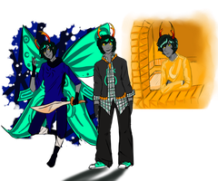 Fantroll Profile: Gaelan Chiero by TigeyTheMighty