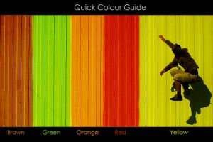 Quick colour guide by MartheMa