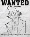 Willy Wonka is creepy by HumbleBarbarian