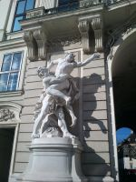 Giant Hugger @Vienna by altheriol