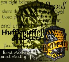 Hufflepuff background 2 by BlackRoseBandKitsune