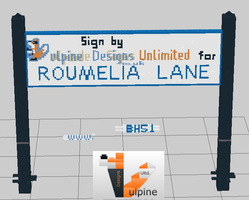 Roumelia Lane 4 by VulpineDesignsULTD
