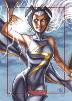 Storm, Marvel's Greatest Heroes by Dangerous-Beauty778