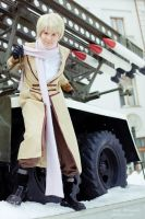 APH: cosplay Russia 1 by amourpsyhea