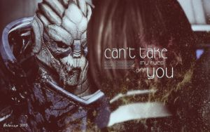Cant Take My Eyes Off You by Belanna42
