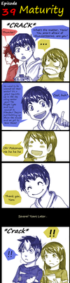 Aww Dude... Ep 39 [Maturity] by AmukaUroy