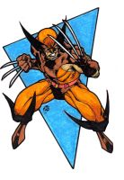 Wolverine by stalk