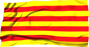 Flags of the World: The Crown of Aragon by MrAngryDog