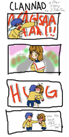 CLANNAD after story parody c: by mayday-daywalker