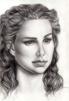 Padme by FireofWinter