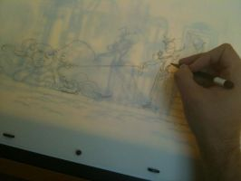 pencil test by BrianKesinger