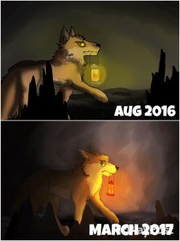 Another redraw by paperwxlf