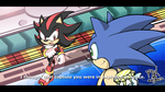 SA2-  Sonic vs Shadow scene by RGXSuperSonic