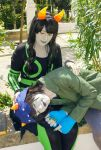 Sweet Dreams [The Disciple and Nepeta] by Mitsuki-Aizawa