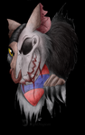 GMD: Ratigan: Coloured. by NightMagican