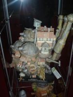 Howl Moving Castle Papercraft by Yuki-Myst