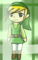 Toonlink by Dragonbunny11