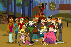 Total Drama Genderbent - Revenge of the island by TDA123