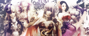 Gamez Aion FB cover entry #1 by Nyusagie
