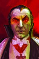 Mark Spears Monsters 'Count Dracula' by markman777