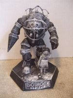 Bioshock Big Daddy by SpenceOlson