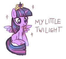 my little twi by Mrowr