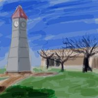 Campus Quick Paint by SKrYde89